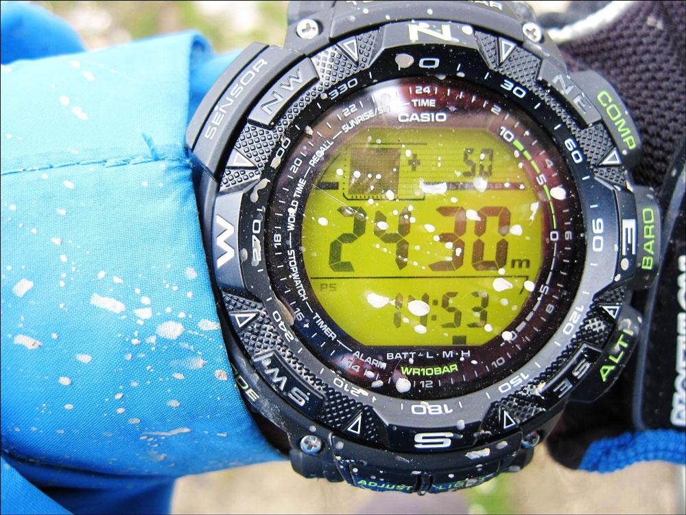 montres ski